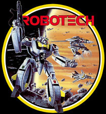 80's Anime Classic Robotech Role-Playing Cover Art custom tee Any Size Any Color
