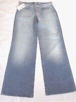All Saints Blue Stonewash Radley Loose Allsaints Jeans Zip Fly W32 L33