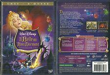 RARE / WALT DISNEY : LA BELLE AU BOIS DORMANT -EDITION 2 DVD COMME NEUF LIKE NEW
