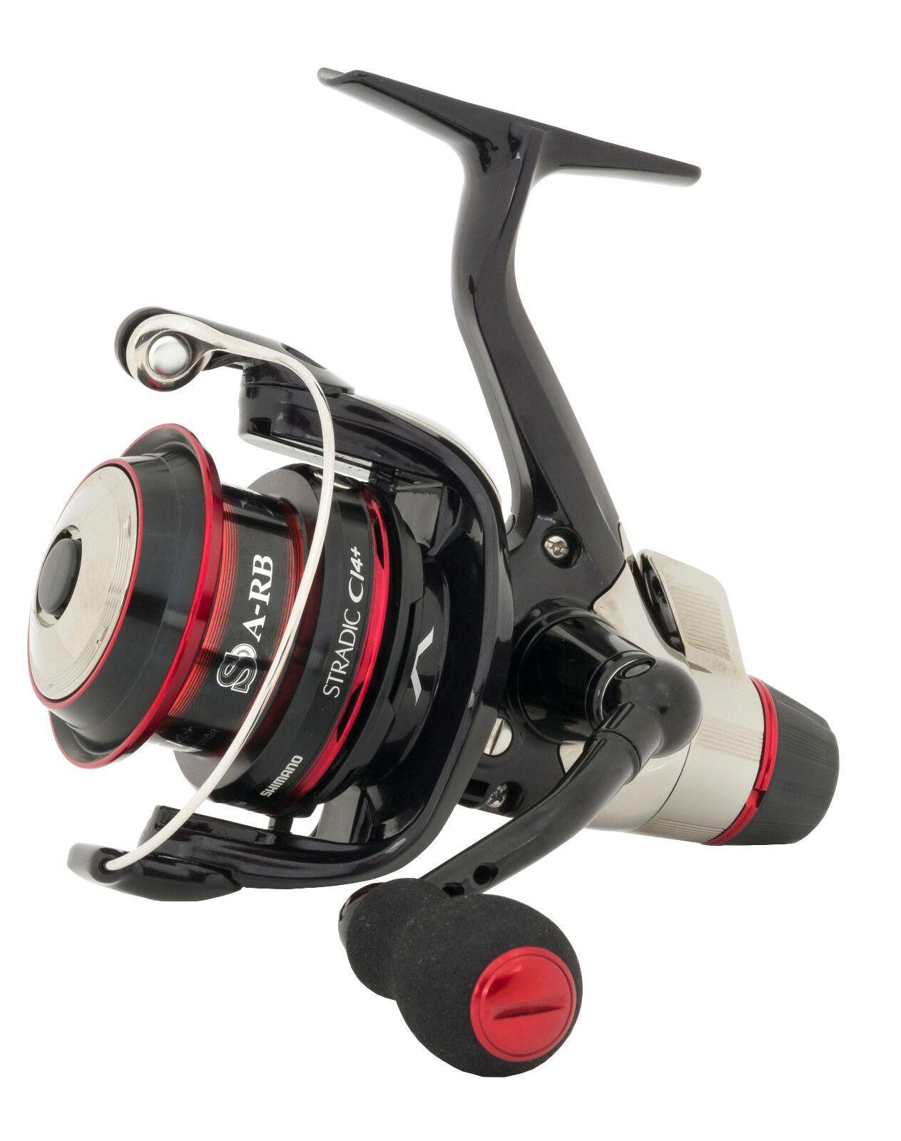 Shimano Stradic CI4+ 2500 RA Spinning Fishingreel, fighting drag, STCI42500RA