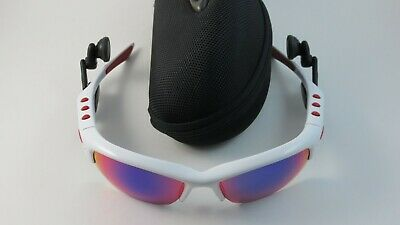 Oakley O Rokr Pro Bluetooth White Positive Red Iridium XL Iphone Siri Limited | eBay