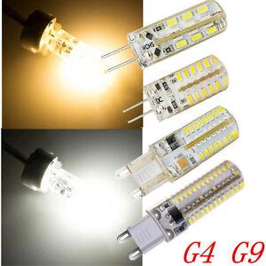 1x 10x 20x g4 g9 led capsule bulbs 3w 5w 6w 10w led lights replace halogen lamp ebay. Black Bedroom Furniture Sets. Home Design Ideas