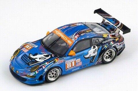 Spark 1 43  Porsche 997 GT3 RSR Le Mans 24h 2011  81 from Japan  plus abordable