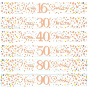 Happy-Birthday-Banner-Age-16-18-21-30-40-50-60-70-80-90-Party-Rose-Gold-Decor