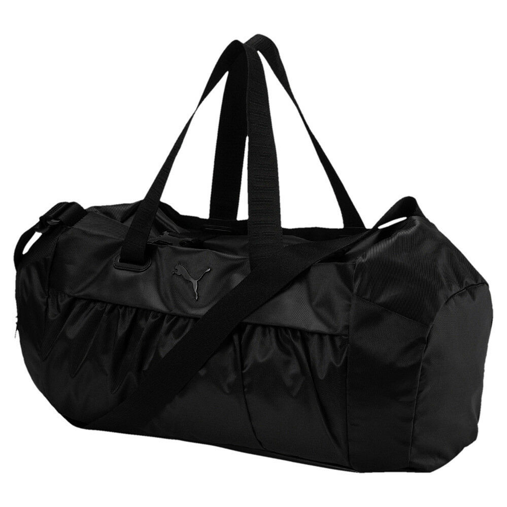 Puma AT Sports Duffle TrainingsTasche Umhängetasche 58x26 Travel Bag ca 58x26 Umhängetasche Neu 37d9ba
