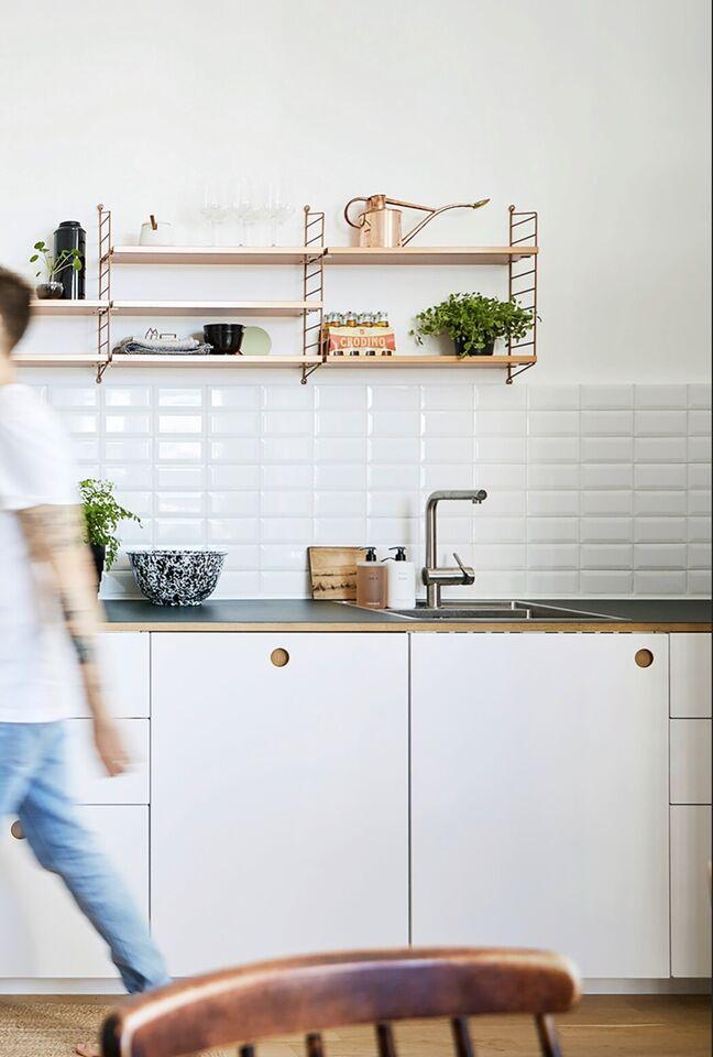 Linoleumsbordplader til køkken