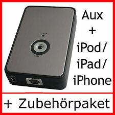 IPod iPhone ipad adaptador VW r100 110 RCD RNS 200/300 RNS MFD 2 delta premium 6/7