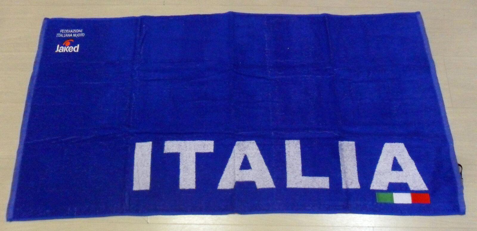 10066 JAKED FROM FÉDÉRATION ITALIAN SWIMMING TOWEL TOWEL ITALY 2013 TOWEL