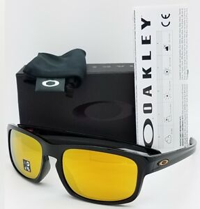 a0fdc62a1c2 Image is loading NEW-Oakley-Sliver-Stealth-sunglasses-Black-24K-Iridium-