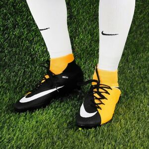 0afce78d9b9b Nike Hypervenom Phatal III DF FG Orange Futbol Soccer Cleats Size 9 ...
