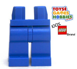 LEGO Minifig Body with Layered Dress with Light Blue Skirt Black