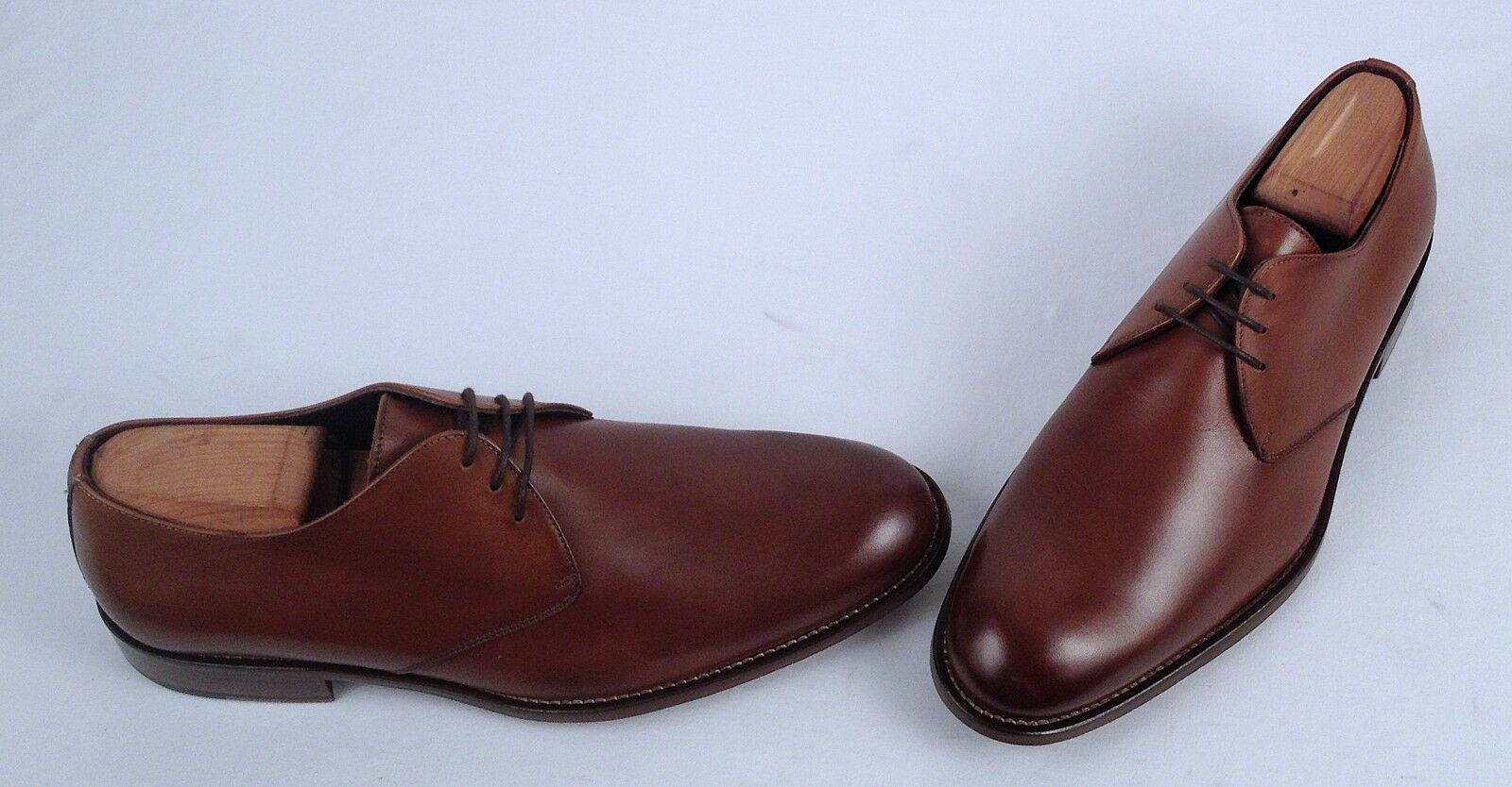 NEW   To Boot New York 'Winston' Oxford- Berry Tan- Size 8 M  395  (H5)