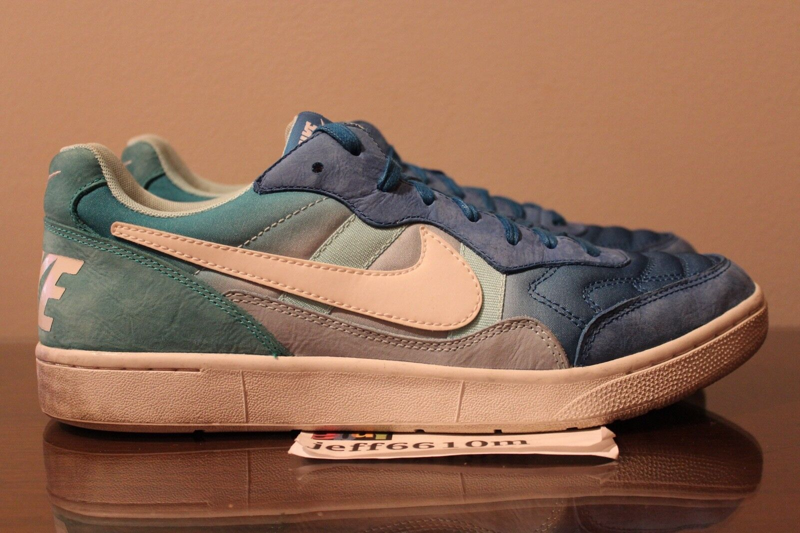 2014 Nike NSW Tiempo '94 TXT Military Blue Glacier Ice  Comfortable Comfortable and good-looking
