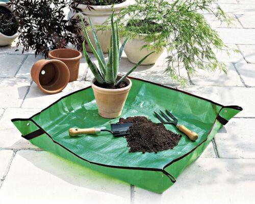 Unterlage für das umtopfen von Kübelpflanzen Zimmerpflanzen Umtopfunterlage