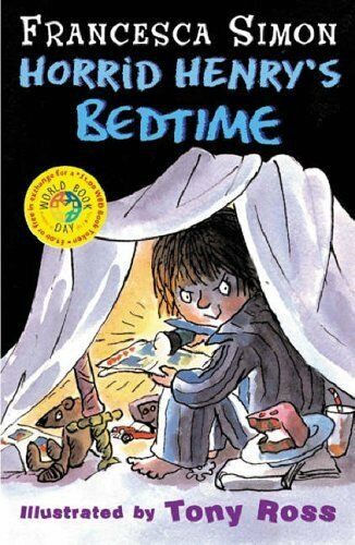 1 of 1 - Horrid Henry's Bedtime By  Francesca Simon, Tony Ross