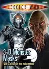 3-D Monster Masks by BBC (Paperback, 2008)