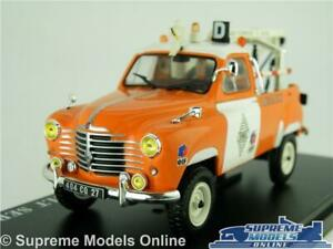 Style De Mode Renault Colorale Model Break Down Tow Truck Van 1:43 Scale Ixo 4x4 Service K8