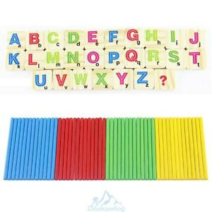 Rechenstaebchen-Holz-Zahlen-Zaehlen-Mathematik-Spielzeug-Ausbildung-fuer-Kinder-Hot