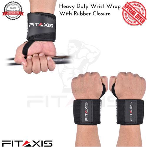 """Heavy weight Wrist Wraps barbell kettlebell Calisthenics chin ups handstands 24/"""""""