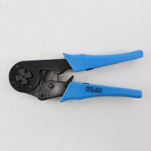 HSC8 16-4 6.0-16.0mm² 10-5 AWG Mini-type Self-adjustable Crimping Plier