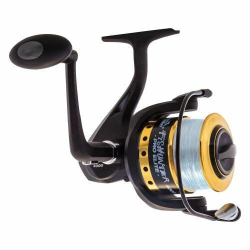 Jarvis Walker Fishunter pro Elite 8000   Seefischerei Rolle