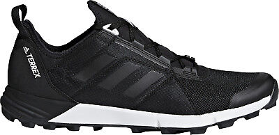 Adidas Terrex Agravic Speed Mens Running Shoes - Black