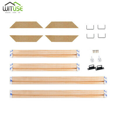 Photo Stretcher Bar Canvas Frame Kit For Oil Painting