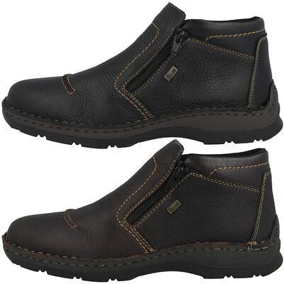 Rieker Michigan Kalkutta Schuhe Herren Antistress Boots Stiefel Halbschuhe 05372 | eBay