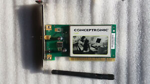 DRIVERS CONCEPTRONIC WIRELESS C54RI