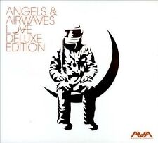 FREE US SH (int'l sh=$0-$3) NEW CD Angels & Airwaves: Love Part One & Part Two C