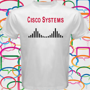 Image Is Loading Cisco Systems Logo Network Computer Men 039 S