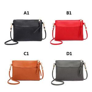 c2a62ef922 Image is loading Women-Lady-Girls-Leather-Bag-Handbag-Shoulder-Small-