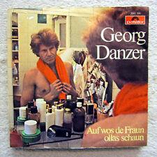 Single / GEORG DANZER / AUSTRIA / RARITÄT / 1976 / POLYDOR /