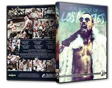 PWG Pro Wrestling Guerrilla Battle of Los Angeles BOLA 2016 Final Stage Blu-Ray