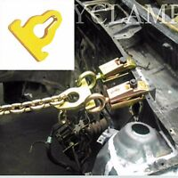Auto Body Twin Pull Plate Awy-1504