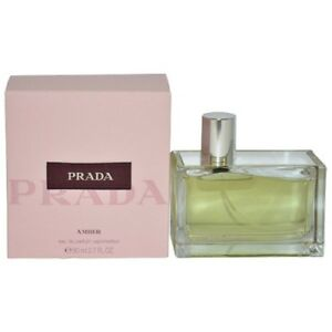 Eau Brand Parfum For Her Spray De About Sealed Amber Details Prada Newamp; 80ml ZuPkiX