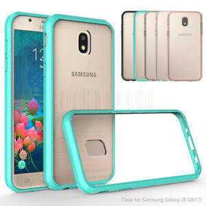 best service a2f1b 2070a Details about Shockproof Hybrid Transparent Silicone Case Cover For Samsung  Galaxy J2 J5 Pro