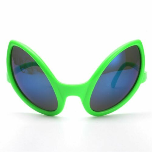 Funny Alien Costume Mask Novelty Beach Sunglasses Halloween Party Favors Photo