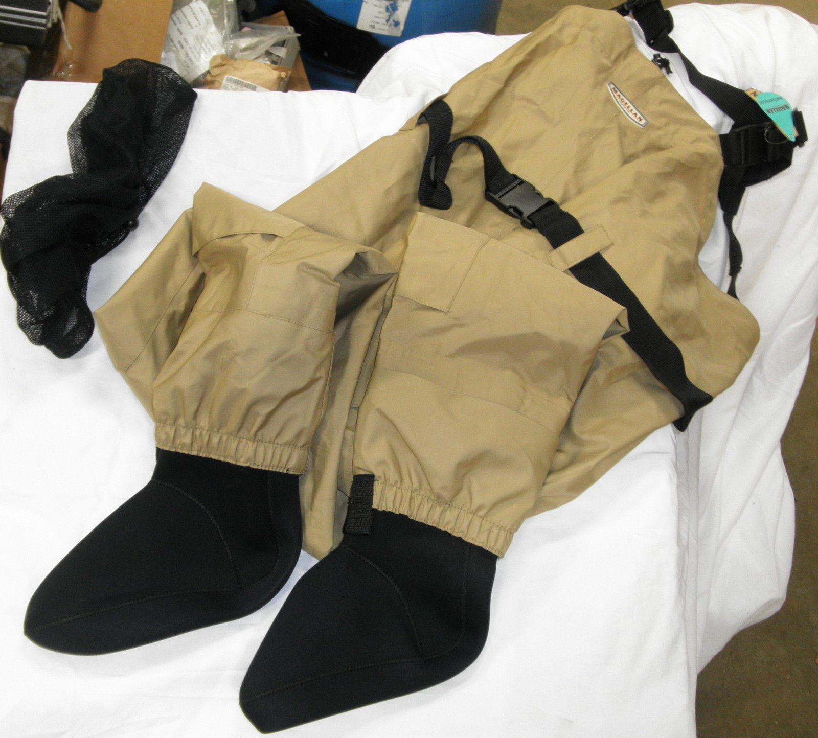 Waders Magellan Magellan Magellan Waterproof Footwear M7062 Größe Small 0811e8