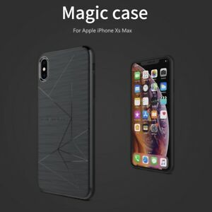 NILLKIN-Magic-Case-TPU-Qi-Wireless-Charging-recepteur-housse-pour-iPhone-XS-Max