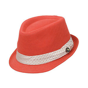 Peter-Grimm-Fedora-Calder-Orange-Large-X-Large