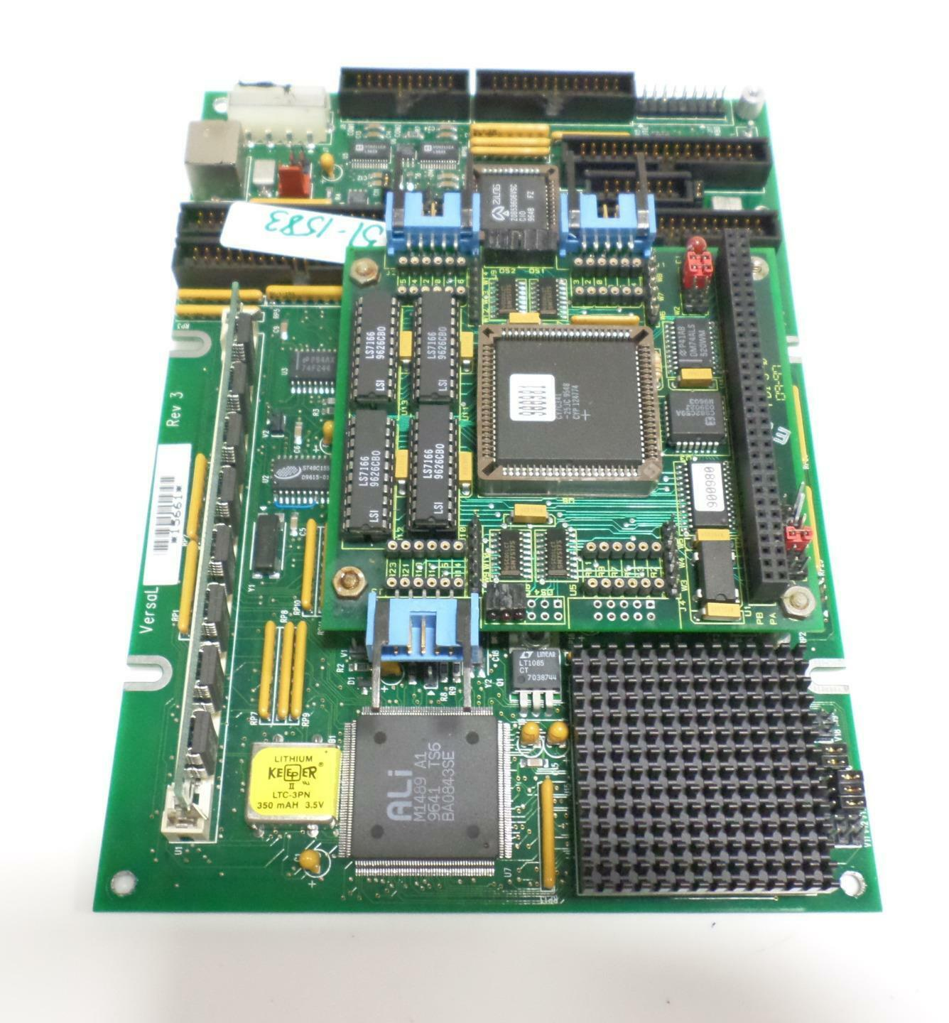 VERSALOGIC CORP. CIRCUIT BOARD VD-K2T-01 REV-3.00