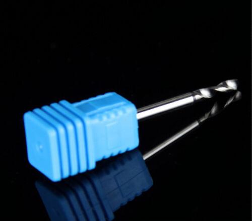 10pcs Carbide Micro Drill Bits 3.175mm x2.95mm x 12mm  CNC PCB Dremel 1//8 Shank