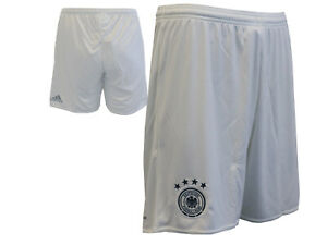 Adidas-Alemania-futbol-short-off-White-DFB-mercadotecnia-WM-EM-talla-S-XL