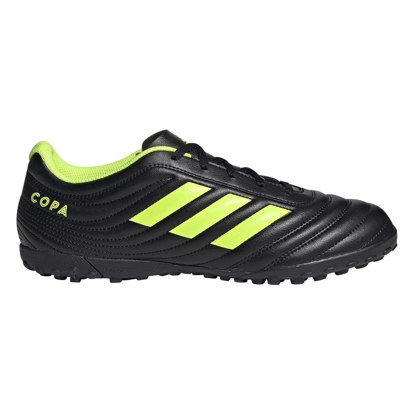 Adidas 19.4 Roscada Horquilla Copa 2019 calzado de fútbol de césped verde negro Todos Los Tamaños-BB8097