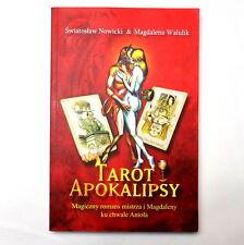 Polish Book - Tarot Apokalipsy. Apocalypse Tarot - Polish Book