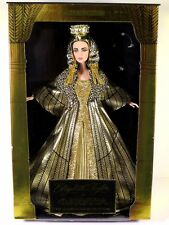 NIB BARBIE DOLL 1999 ELIZABETH TAYLOR IN CLEOPATRA FIRST IN SERIES