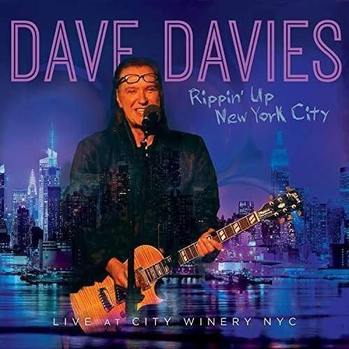 Davies,Dave - Rippin Up New York City - L Neue CD