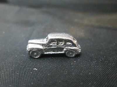 Dollhouse Miniature Unfinished Metal 1936 Toy Auto Car