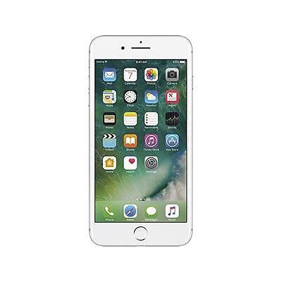 "Apple iPhone 7 PLUS 256GB 4G LTE Silver Unlocked Cell Phone 5.5"" 3GB RAM"